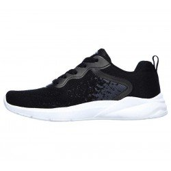 Comprar Sneakers Bobs Sport Ariana Metro Racket, modelo 117010, color negro BLK, lateral interior