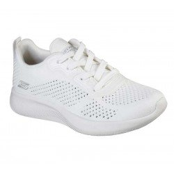 Comprar Zapatillas Skechers Bobs Sport Squad 2 Soxial Space, modelo 117018, color blanco WHT