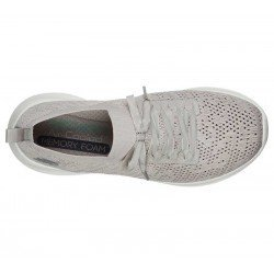 Comprar Zapatillas Skechers Ultra Flex Windy Sky, modelo 149033, color taupe TPE, vista aerea