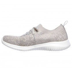 Comprar Zapatillas Skechers Ultra Flex Windy Sky, modelo 149033, color taupe TPE, lateral interior