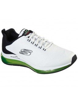 Comprar Zapatillas Skechers Skech Air Element 2.0 Lomarc, deportivas con cámara de aire, modelo 232036, color blanco WBK