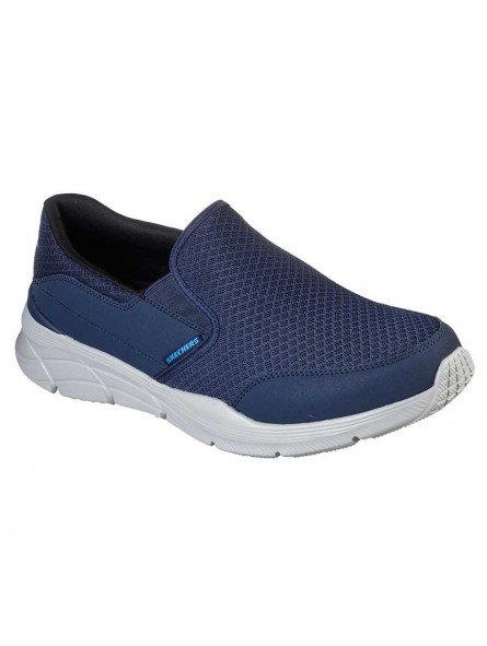 Comprar Mocasín Skechers Relaxed Fit Equalizer 4.0 Persisting, modelo 232017, color marino NVY