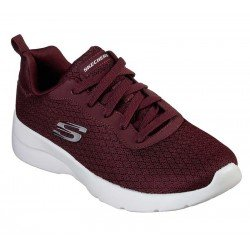 Comprar Zapatillas Skechers Sport Dynamight 2.0 Eye To Eye, modelo 12964, color brudeos BURG