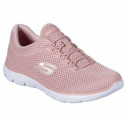 Comprar Zapatillas Skechers Sport Summits Quick Lapse, modelo 12985, color rosa ROS