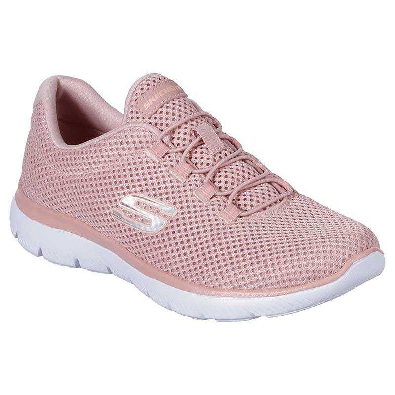 Comprar Zapatillas Skechers Sport Summits Quick Lapse, modelo 12985, color rosa ROS