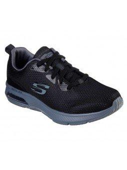 Comprar Online zapatillas Skechers Skech Air Dyna, modelo 52559, color negro BKCC
