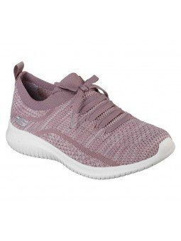 Comprar Zapatillas Skechers Ultra Flex modelo 12841 color lavanda LAV