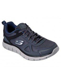 Comprar Zapatillas Casual Skechers Sport Track Scloric, modelo 52631, color marino NVY
