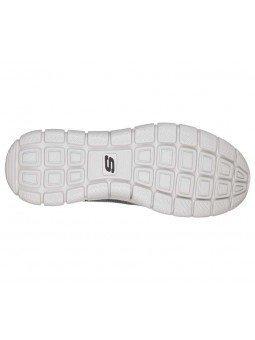 Comprar Zapatillas Casual Skechers Sport Track Scloric, modelo 52631, color marino NVY, suela