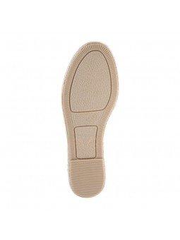 Comprar Alpargata Toni Pons Carácter Mediterráneo, modelo Espardeña Ella, color rojo, sandalia plana, vista suela