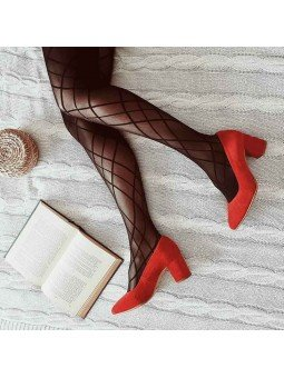 Comprar Online Zapato Salón Lince By Gianni Zenna, modelo 92001 Rojo