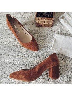 Comprar Online Zapato Salón Lince By Gianni Zenna, modelo 92001 Cuero