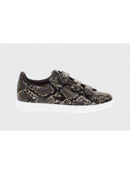 Comprar Zapatillas deportivas mujer, Tenis Victoria, modelo 125204, color animal print serpiente, lateral exterior