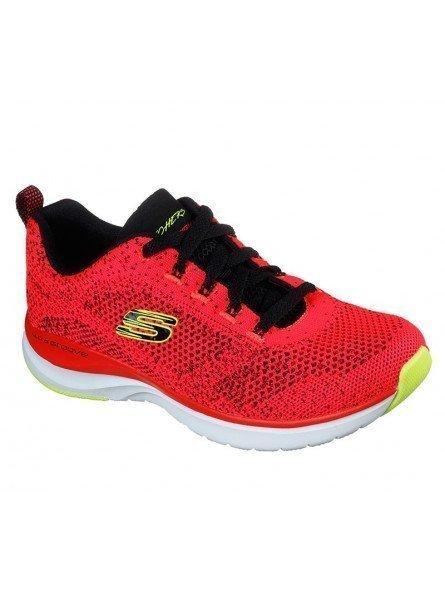 Comprar Online Zapatillas Skechers Ultra Groove, modelo 149019, color CRL coral