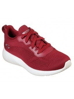 Comprar Online Skechers Sport Bobs Squad Tought Talk, modelo 32504, color rojo RED