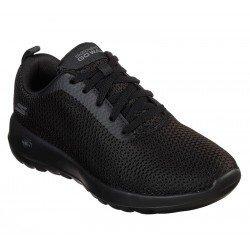 Comprar Online Zapatillas Skechers Performance Go Walk Joy Paradise, modelo 15601, color negro BBK