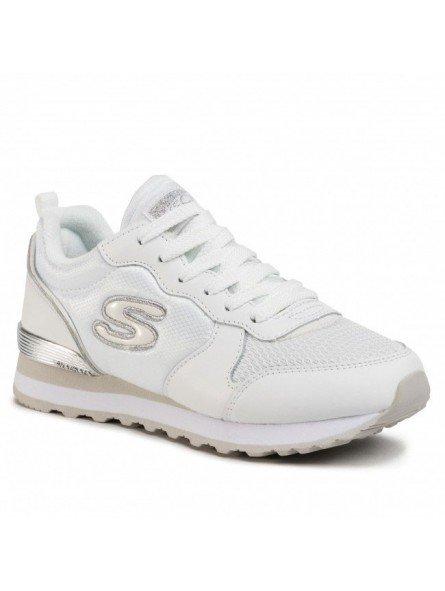 Comprar Online Sneakers Skechers Originals OG 85, modelo 111, color blanco WSL
