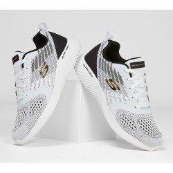 Comprar Online Zapatillas Skechers Sport Verkona, modelo 232004, color blanco-negro WBK, portada