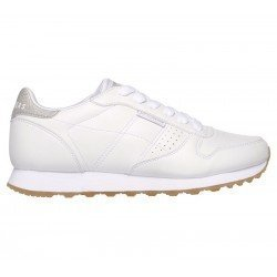 Comprar Online Zapatillas SKECHERS ORIGINALS Og 85, modelo 699, color blanco WHT, vista lateral exterior