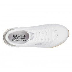 Comprar Online Zapatillas SKECHERS ORIGINALS Og 85, modelo 699, color blanco WHT, vista aerea