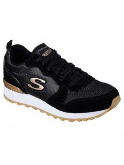 Comprar Online Sneakers Skechers Originals OG 85, modelo 111, color negro BLK