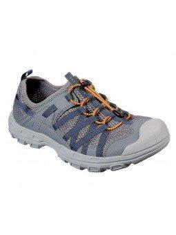 Comprar sandalias cerradas Graver Resano, modelo 66021, color gry gris, vista portada