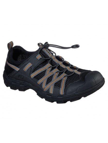 Comprar sandalias cerradas Graver Resano, modelo 66021, color blk negro, vista portada