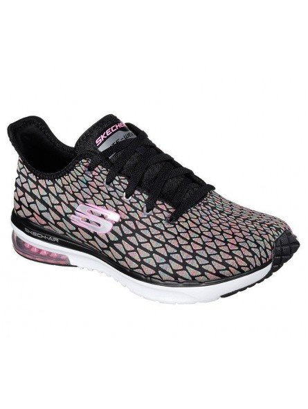 Skechers 12206 BKMT Skech-Air