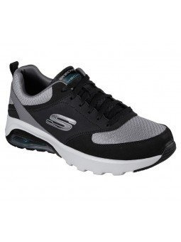 Skechers 51493 BKGY Skech-Air Extreme
