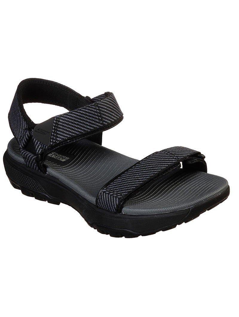 Comprar Sandalias Skechers Outdoor Ultra Cherry Creek, modelo 16210, color negro bkgy, vista portada