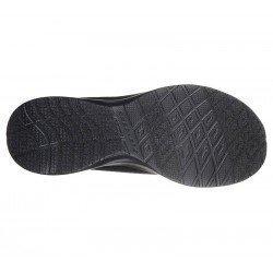 zapatillas deportivas skechers dtnamigth, color negro, vista suela