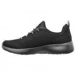 zapatillas deportivas skechers dtnamigth, color negro, vista interior