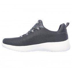 zapatillas deportivas skechers dtnamigth, color gris, vista interior