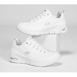 Zapatillas deportivas SKECHERS Skechers Arch Fit Citi Drive 149146 WSL Blanco, con cordones, vista portada