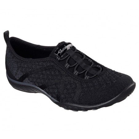 SKECHERS RELAXED FIT 23028 BLK