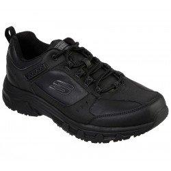 Zapatillas Deportivas Skechers Sports Oak Canyon Redwick 51896 BBK Negro, con cordones, vista portada