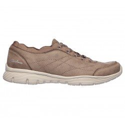 Zapatillas Skechers Seager Schollarly 158175 DKTP Taupe, vista lateral
