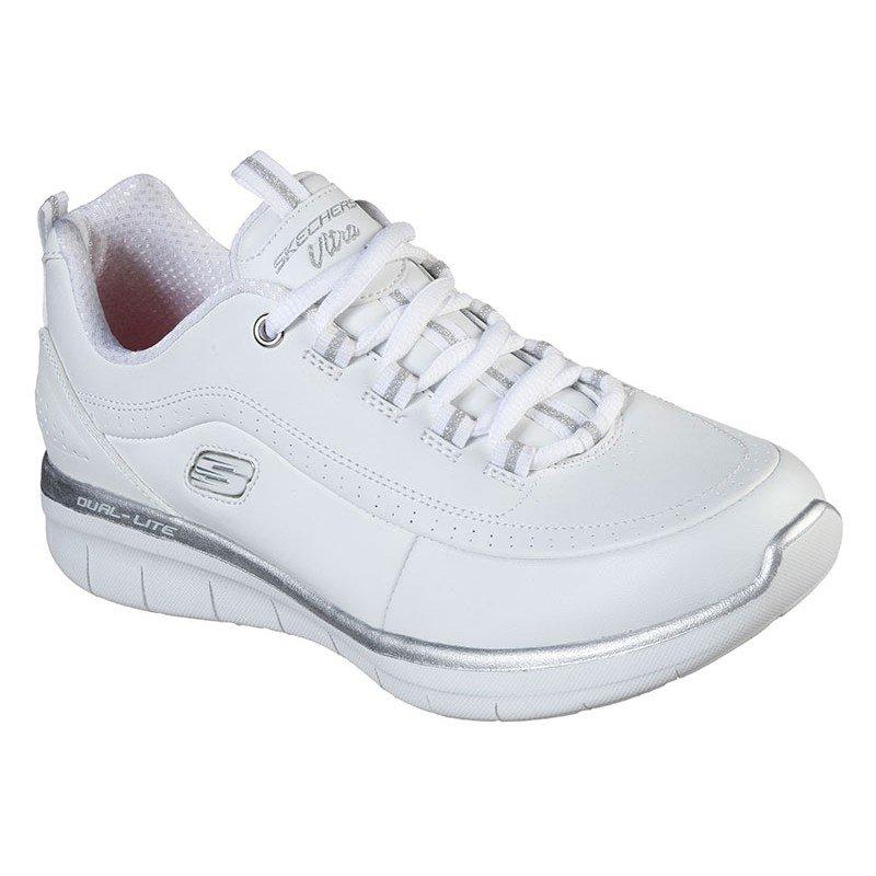 Zapatillas deportivas Synergy 2.0 12363 WSL Blanco, con cordones, vista portada