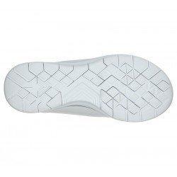 Zapatillas deportivas Synergy 2.0 12363 WSL Blanco, con cordones, vista suela