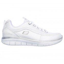 Zapatillas deportivas Synergy 2.0 12363 WSL Blanco, con cordones, vista lateral