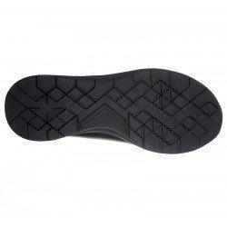 Zapatillas deportivas Synergy 2.0 12363 BBK Negro, con cordones, vista suela