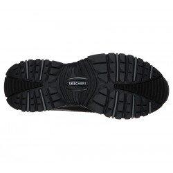 Zapatillas deportivas Skechers Sport Energy 2250 BBK Negro, vista suela