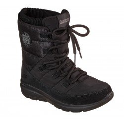 Bota Skechers On the GO Glacial Ultra Continental 144157 BBK Negro, vista portada