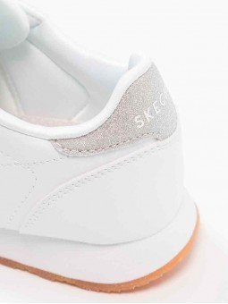 Comprar Online Zapatillas SKECHERS ORIGINALS Og 85, modelo 699, color blanco WHT, vista detalle