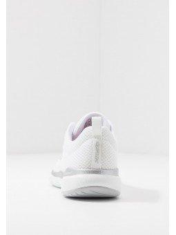 Zapatillas Skechers Online Flex Appeal 3.0 Fisrt Insight, modelo 13070, color blanco WSL