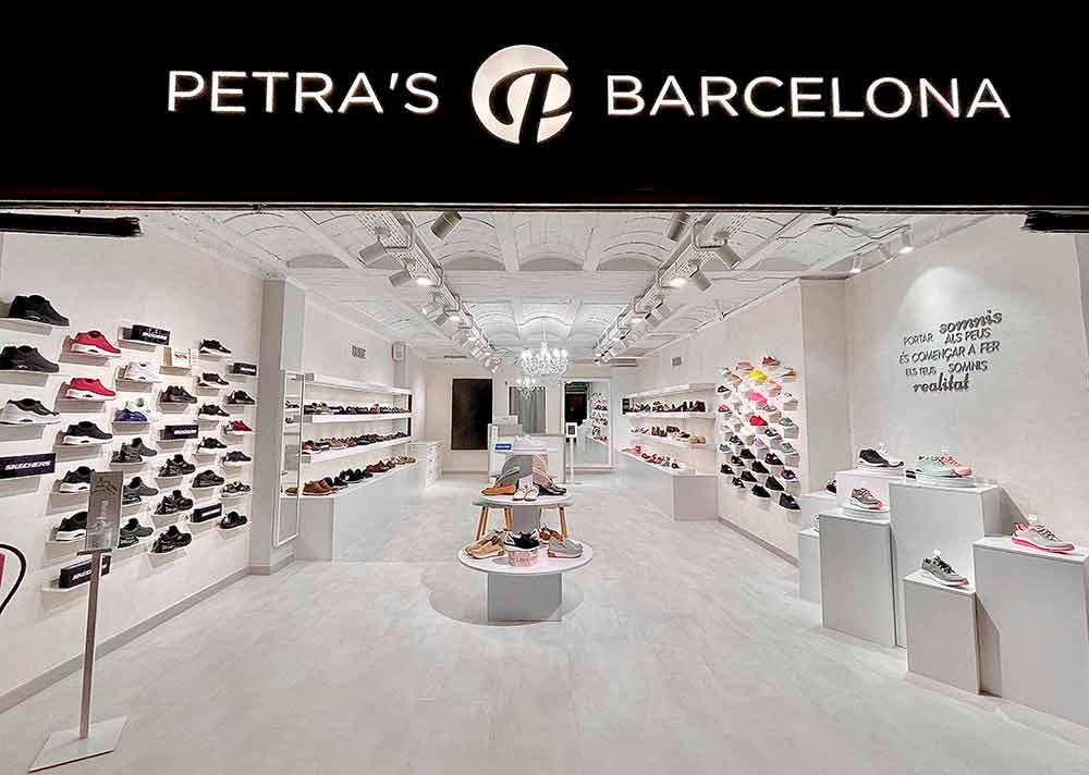 Tienda Petras Barcelona