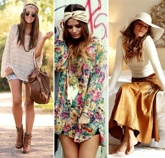 estilo boho chic is to me